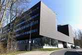 Budova L je uzavřená, menza v kampusu obnovuje po dezinfekci provoz