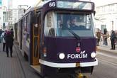 »Učím se na konečných« říká student TUL a zároveň řidič tramvaje