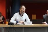 Předsedou akademického senátu univerzity je Jan Berki