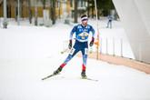 Na Mistrovství Evropy v Rusku 2020 zajel Vojtěch Bartoš na dlouhé trati 28. místo. Foto zdroj: Ugramegasport