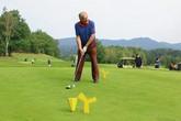 Tradiční golfový turnaj na hřišti Ypsilon doprovázela benefice
