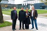 Spolupráce s bavorskou univerzitou by neměla zůstat jen na papíře
