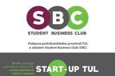 Spusťte svůj start-up s podporou univerzity