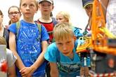 Lužickosrbské děti nahlédly do našich laboratoří